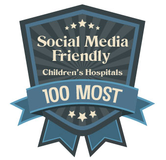 Most Social Media Friendly Children's Hospitals