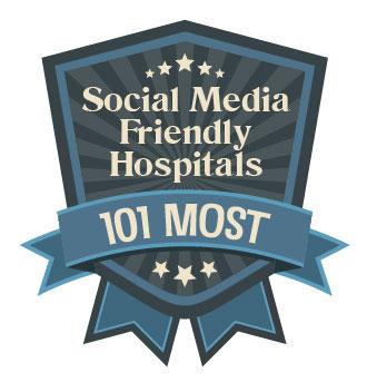Most Social Media Friendly Hospitals
