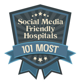 Most Social Media Friendly Hospitals